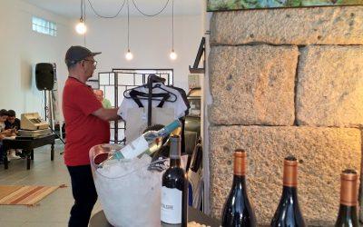 """Prova de Vinhos """"MONT'ALEGRE"""" com música ao vivo"""