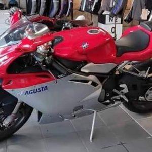MV AGUSTA F4 750S